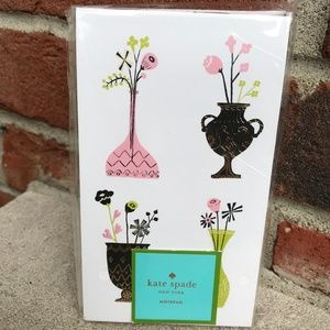 Kate Spade Bunches of Love Notepad
